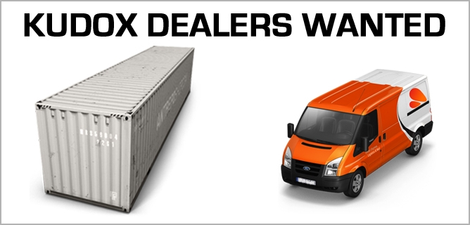Kudox Dealers Wanted